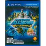 PSVITA: PlayStation All-Stars Battle Royale (Z3) EN