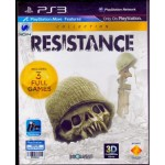 PS3: Resistance Collection (Eng Version)