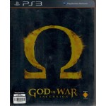 PS3: God of War Ascension กล่องเหล็ก