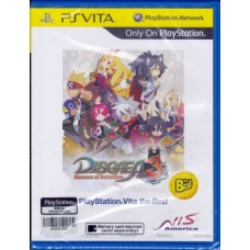 PSVITA: Disgaea 3 Return PlayStation Vita the Best (EN Ver.)