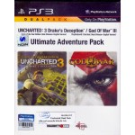 PS3: UNCHARTED: 3 Drake's Deception / God Of War III