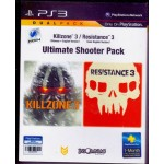 PS3: Ultimate Shooter Pack (Killzone 3 / Resistance3)