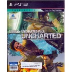 PS3: Ultimate Uncharted Pack (Triple Pack) (Chinese & English Sub)