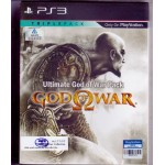 PS3: Ultimate God of War Pack (Triple Pack) (Chinese+English Version)]