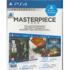 PS4: MASTERPIECE PACK (R3)(EN)