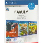 PS4: FAMILY TRIPLE PACK (R3)(EN)