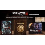 PS4: Uncharted 4: A Thief's End (Special Edition) (R3)(EN)