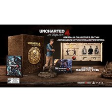 PS4: Uncharted 4: A Thief's End (Libertalia Collector's Edition) (R3)(EN)