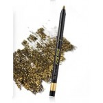 Touch In Sol Style black gel liner with Diamond #3 24K Gold (Black+Gold)