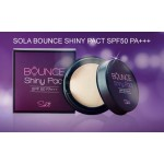 Sola Bounce Shiny Pact SPF50 PA+++  #23 สำหรับผิวขาวเหลือง