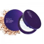 Sola Bright Shimmer Pact SPF35 PA++ #1 สำหรับผิวขาว