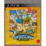 PS3: RIVER CITY SUPER SPORTS CHALLENGE: ALL-STAR SPECIAL (Z-3)(ENG)