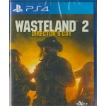 PS4: WASTELAND 2 DIRECTOR'S CUT (Z-3)