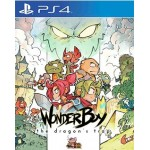 PS4: WONDER BOY: THE DRAGON'S TRAP (R3)(EN)