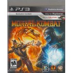 PS3: Mortal Kombat (Z1)