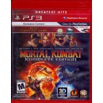 PS3: Mortal Kombat Komplete Edition