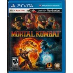 PSVITA: Mortal Kombat
