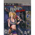 PS3: LOLLIPOP CHAINSAW (Z1)