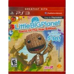 PS3: Little big planet GOTY (Z1)