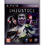 PS3: Injustice