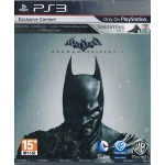 PS3: Batman: Arkham Origins [Z-3]