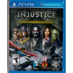 PSVITA: Injustice Gods Among Us  Ultimate Edition (Z2)