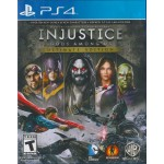 PS4: Injustice: Gods Among Us Ultimate Edition (Z1) (883929323371)