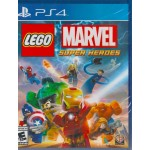 PS4:  LEGO Marvel Super Heroes [Z1]