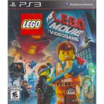 PS3: The LEGO Movie Videogame (ZALL)