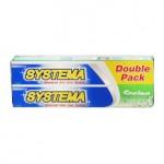 ซิสเท็มมา Systema ยาสีฟันสูตรซีเมนต์ ฟลูออไรด์ สปริง ฟลอรามินต์ 160กรัม x 2 หลอด