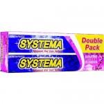 ซิสเท็มมา Systema แจเปนิส เชอร์รี บลอสซัม ยาสีฟัน สูตรซีเมนต์ ฟลูออไรด์ 160กรัม x 2 หลอด