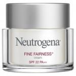 นูโทรจีนา Neutrogena ไฟน์ แฟร์เนส ครีม SPF 22 PA++