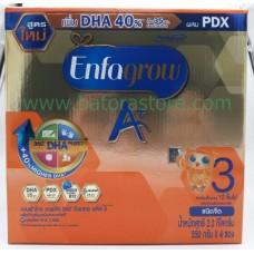เอนฟาโกร A+ สูตร 3 รสจืด กล่อง 2,200 กรัม