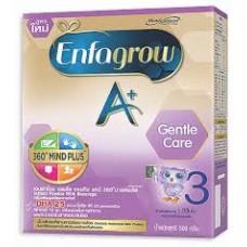 เอนฟาโกร A+ Gentle Care สูตร 3 กล่อง 500 กรัม