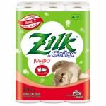ซิลค์  Zilk  จัมโบ้ 24 ม้วน