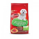 ALPO ชนิดเม็ด สำหรับสุนัขโตสายพันธุ์พันธุ์เล็ก รสเนื้อและผัก สูตรพรีไบโอติก 1.3 kg
