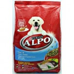 ALPO ชนิดเม็ด สำหรับสุนัขโต รสไก่ ตับและผัก สูตรไขมันต่ำ 1.3 kg