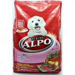 ALPO Puppy ชนิดเม็ด สำหรับลูกสุนัข รสเนื้อวัวและผัก 2.6 kg