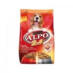 ALPO (2in1) ชนิดเม็ด สำหรับสุนัขโต สูตร 2อิน1 รสวัว ไก่ และผัก 2.6 kg