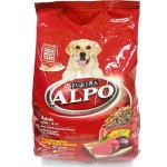 ALPO ชนิดเม็ด สำหรับสุนัขโตทุกสายพันธุ์ รสเนื้อวัว ตับ และผัก 1.5 kg