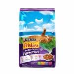 Friskies Surfin' & Turfin' Favourites ชนิดเม็ด สำหรับแมวโต รสปลาทูน่าและปลาซาร์ดีน 3 kg