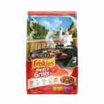 Friskies Meaty Grills ชนิดเม็ด สำหรับแมวโต รสโกเม่ 3 kg