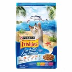 Friskies Seafood Sensations ชนิดเม็ด สำหรับแมวโต รสปลาทะเล 7 kg