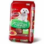 ALPO ชนิดเม็ด สำหรับสุนัขโตสายพันธุ์พันธุ์เล็ก รสเนื้อและผัก สูตรพรีไบโอติก 8 kg