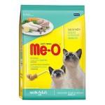 Me-O ชนิดเม็ด สำหรับแมวโต รสปลาหมึก 400 กรัม