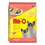 Me-O ชนิดเม็ด สำหรับแมวโต รสแซลมอน 400 กรัม