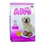A Pro ชนิดเม็ด สำหรับสุนัขโต รสเนื้อย่าง 20 kg
