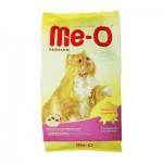 Me-O ชนิดเม็ด สำหรับแมวเปอร์เซีย สูตรป้องกันก้อนขนอุดตัน 400 กรัม