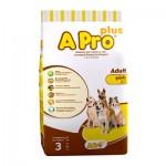 A Pro Plus ชนิดเม็ด สำหรับสุนัขโต 3 kg