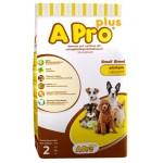 A Pro Plus ชนิดเม็ด สำหรับสุนัขพันธุ์เล็ก 500 กรัม